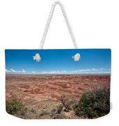 Arizona's Painted Desert Weekender Tote Bag