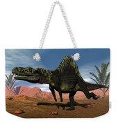 Arizonasaurus Dinosaur - 3d Render Weekender Tote Bag