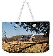 Arkansas Barn 1 Weekender Tote Bag