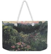 Arkansas Mountain Sunset Weekender Tote Bag by Nadine Rippelmeyer