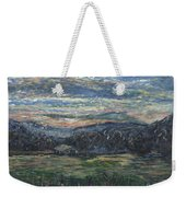 Arkansas Sunrise Weekender Tote Bag