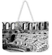 Arles Amphitheater A Roman Arena In Arles - France - C 1929 Weekender Tote Bag