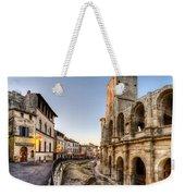 Arles Streets And Arena Weekender Tote Bag