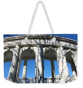 Arlington Amphitheater From The Outside Weekender Tote Bag