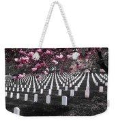 Arlington National Cemetery Weekender Tote Bag