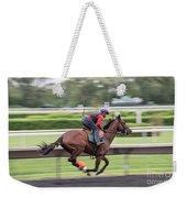 Arlington Park Racing - 5 Weekender Tote Bag
