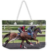 Arlington Park Racing - 7 Weekender Tote Bag