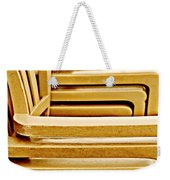 Arms To Hold Weekender Tote Bag