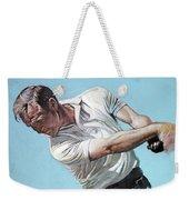 Arnold Palmer- The King Weekender Tote Bag