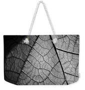 Aroid House Leaf Weekender Tote Bag
