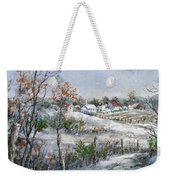 Around The Bend Sold Weekender Tote Bag