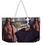 Arousing Suspicion Weekender Tote Bag
