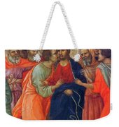 Arrest Of Christ Fragment 1311 Weekender Tote Bag