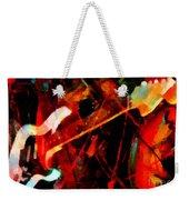 Art And Music Painting Weekender Tote Bag