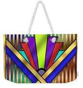 Art Deco 23 Weekender Tote Bag
