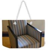 Art Deco Chair Weekender Tote Bag