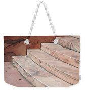 Art Deco Steps Weekender Tote Bag