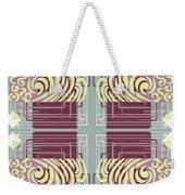 Art Deco Weekender Tote Bag