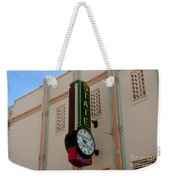 Art Deco Theatre Weekender Tote Bag