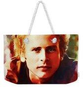 Art Garfunkel, Music Legend Weekender Tote Bag