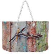 Art Hook Weekender Tote Bag