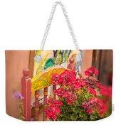 Art Imitates Life Weekender Tote Bag