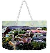 Art In The Orchard Weekender Tote Bag