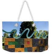 Art In The Park - Louis Armstrong Park - New Orleans Weekender Tote Bag