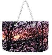 Art Inspired Nature Weekender Tote Bag