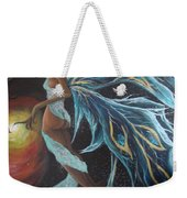 Art Is Magic Weekender Tote Bag
