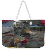 Art Of Kokanee Weekender Tote Bag