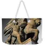 Art Of Peace Weekender Tote Bag