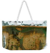Art Print California 04 Weekender Tote Bag