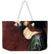 Artemisia Gentileschi Weekender Tote Bag