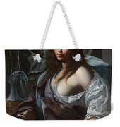 Artemisia Prepares To Drink The Ashes Of Her Husband Mausolus    Weekender Tote Bag