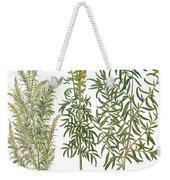 Artemisiae & Reseda Weekender Tote Bag
