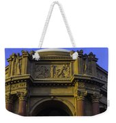 Artful Palace Of Fine Arts Weekender Tote Bag