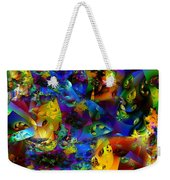 Arthropod Rainbow Weekender Tote Bag