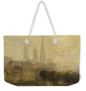 Arthur James Meadows Weekender Tote Bag