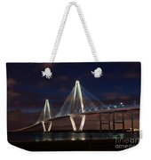 Arthur Ravenel At Night Weekender Tote Bag