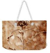 Artichoke Bloom Weekender Tote Bag