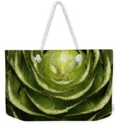 Artichoke Close-up Weekender Tote Bag