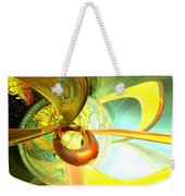 Articulate Design Abstract Weekender Tote Bag