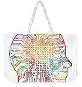 Artificial Intelligence Weekender Tote Bag