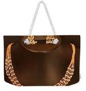 Artificial Kundan Jewellery Online Weekender Tote Bag