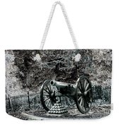 Artillery At Pickettes Charge Weekender Tote Bag