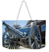 Artillery In Front Of The Armory Weekender Tote Bag