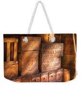 Artist - Assorted  Dyes  Weekender Tote Bag
