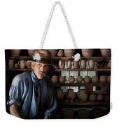 Artist - Potter - The Potter II Weekender Tote Bag by Mike Savad