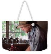 Artist - Potter - The Potter IIi Weekender Tote Bag by Mike Savad